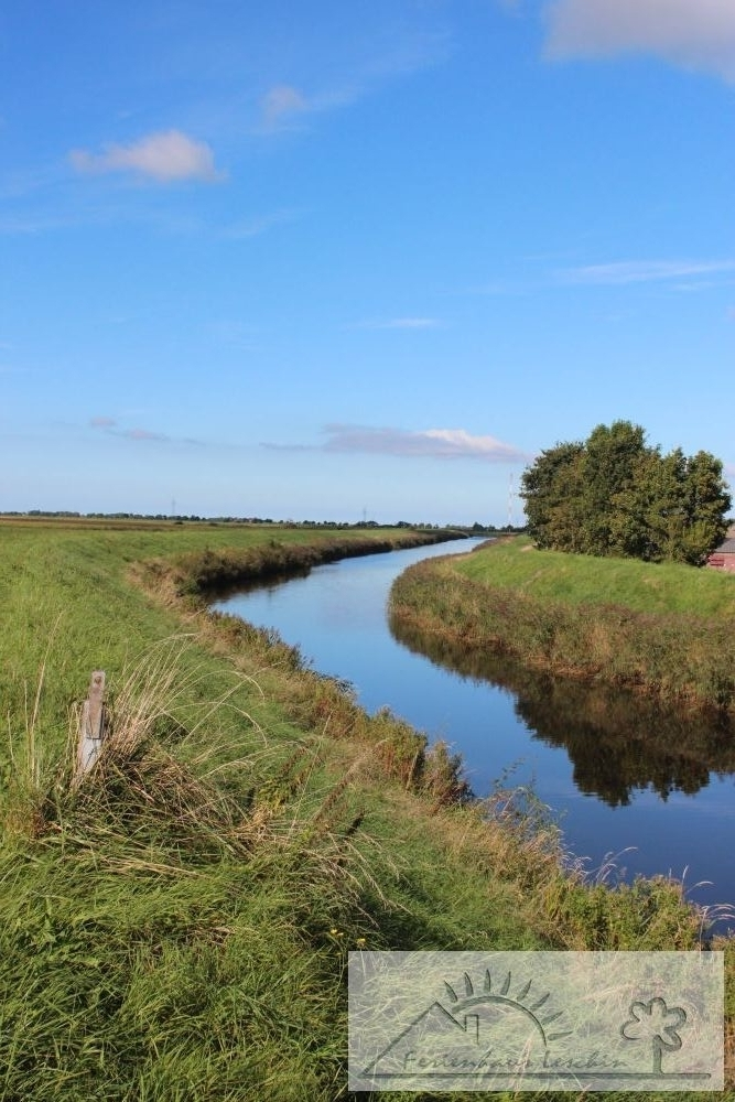 Direkt am Kanal gelegen
